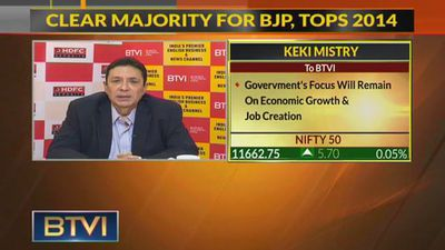 Growth in manufacturing, real estate sectors key for job creation: Keki Mistry, HDFC