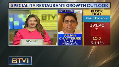 Delivery segment sees 40% rise during popular matches: Anjan Chatterjee, Speciality Restaurants