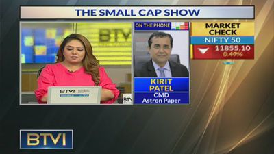 Aim to boost exports to boost revenue growth: Kirit Patel, Astron Paper