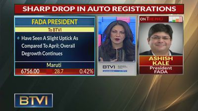 Auto sale trend likely to change in next few months: Ashish Kale, FADA