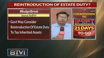 Government Likely To Reintroduce Estate Duty