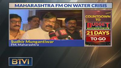 Maharashtra govt ready to take all steps to deal with drought: Sudhir Mungantiwar