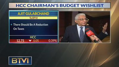 Lowering of Taxes Necessary Which Will Make Equity Inexpensive: Ajit Gulabchand, HCC