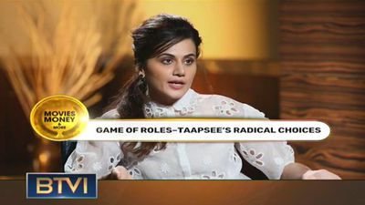 Choosing Not To Be Carried Away By Limelight: Taapsee Pannu, Actress