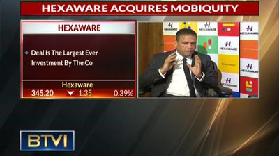 Hexaware Tech Acquires Mobiquity For $182 Mn