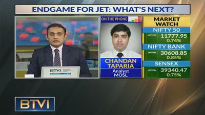 IndiGo aviation top pick, stay off Jet: Chandan Taparia, Motilal Oswal