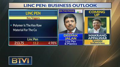 More people buying value added products: Deepak Jalan, Linc Pen & Plastics