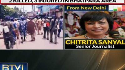 West Bengal violence continues; 2 killed, 3 injured in Bhatpara
