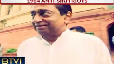 1984 Anti-Sikh riots: SIT to reopen case against Kamal Nath