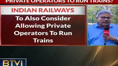 Railways to consider allowing private parties to sell tickets