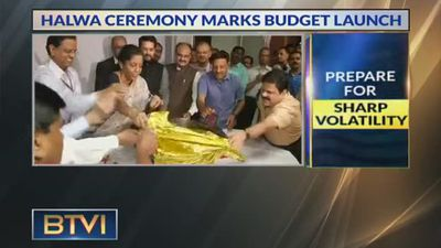 Halwa Ceremony Marks Budget Launch, Union Budget Printing Begins