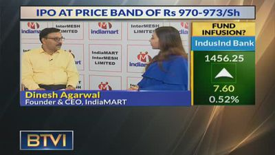 Our focus is on SME and mobile SaaS business: Dinesh Agarwal, Indiamart