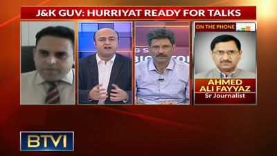 J&K: Hurriyat Ready For Talks With The Govt