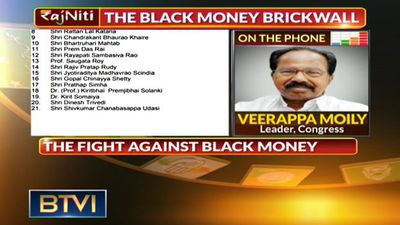 The Black Money Brickwall What Does The Black Money Report Imply?