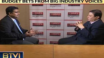 Budget 2019 Will Focus Primarily On Job Generation: Keki Mistry, HDFC