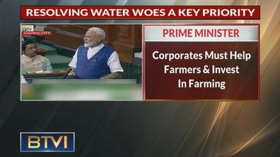 PM Sets Agenda, Resolving Water Woes A Key Priority