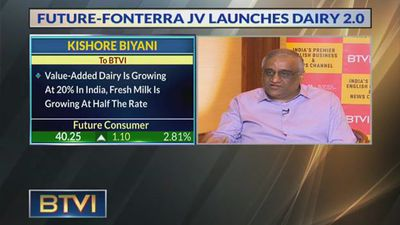 Dairy 2.0 Targets Young Customers' Preferences: Kishore Biyani, Future Group