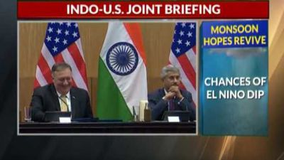 Mike Pompeo Meets S Jaishnakar: The Indo-US Joint Briefing
