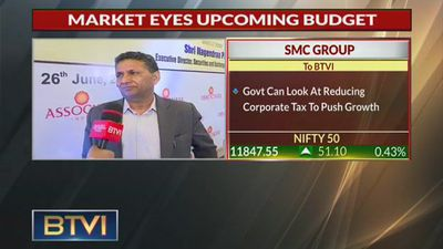 Govt should rationalise Dividend Distribution Tax: SC Aggarwal, SMC Group