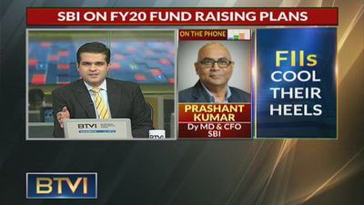 Looking to raise funds to meet regulatory needs: Prashant Kumar, SBI