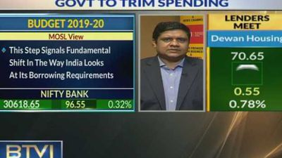 Govt continues walking on fiscal consolidation path: Gautam Duggad, Motilal Oswal