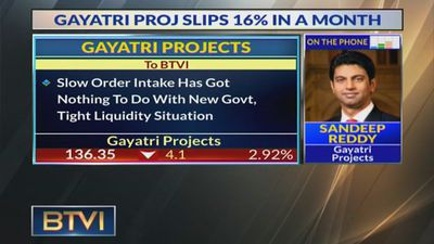 Gayatri Projects expects to repay most debt from cash accrual, asset monetisation