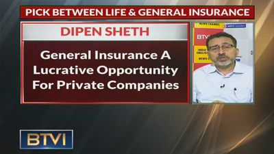 All is not well in financial sector, says Dipen Sheth, HDFC Securities