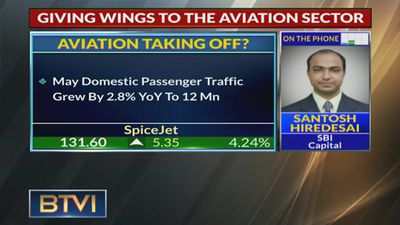 Jet grounding gives wings to other domestic airlines
