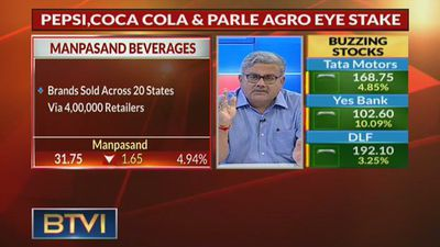 MNC Pepsi Co, Coca Cola & Domestic FMCG Parle Agro Said To Be Mulling Manpasand Stake Buy