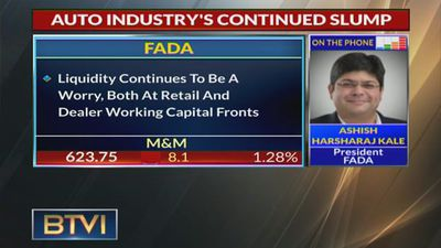 Q1 ended on negative note led by CV segment de-growth: Ashish Kale, FADA