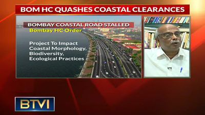 Setback For Bombay Coastal Road Proj, SC Says Threat To Ecosystem