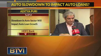 Auto Sector Slowdown To Impact Auto Loan Growth: Aditya Puri, HDFC Bank
