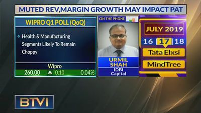 IT earnings take centre stage, muted revenue, margin growth to impact PAT