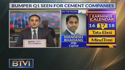 Cement sector outlook for Q2 with Mangesh Bhadang of IDBI Capital