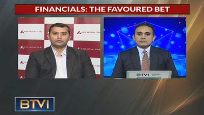 Financial An Evergreen Sector: Jinesh Gopani, Axis AMC