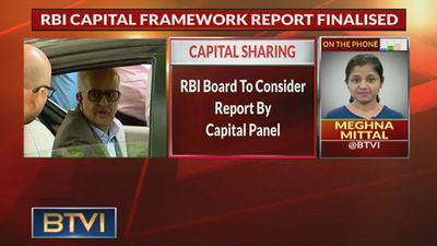 RBI Capital Framework Report finalised