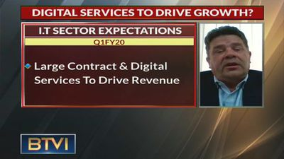 5G, AI & Machine Learning Are Biggest Opportunities For Indian Tech Cos: Steven Hall, ISG