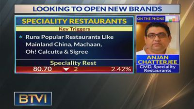 Input Tax Credit Withdrawal Huge Blow For Biz: Speciality Restaurants