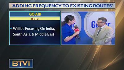 Adding Intl Destinations Like Bangkok, Dubai, Kuwait To Roster: Arjun Dasgupta, Go Air