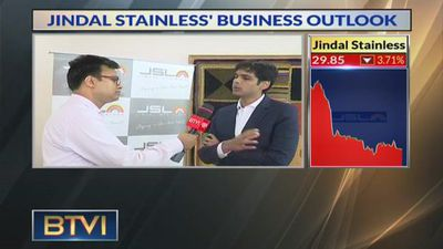 Will Be Out Of CDR In Next 2-3 Months: Abhyuday Jindal, Jindal Stainless