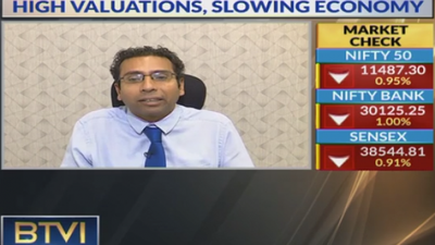 Infra Growth To Stay Muted Due To NBFC crisis: Saurabh Mukherjea, Marcellus Investment