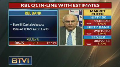 Aiming For Advances To Grow At 30%: Vishwavir Ahuja, RBL Bank