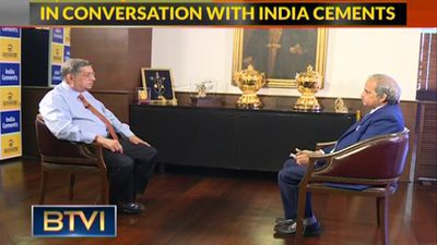 BTVI Exclusive: In Conversation With N Srinivasan Of India Cements