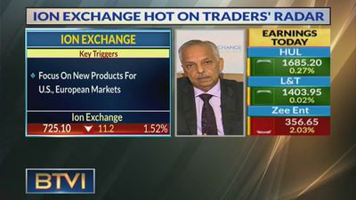Expect 50% growth in FY20, driven by engineering biz: Rajesh Sharma, Ion Exchange