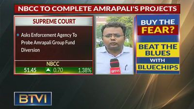 NBCC To Take Over Amrapali's Housing Projects