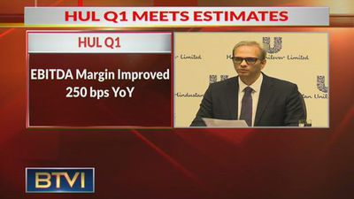 EBITDA Margin Improvement Driven By Better Product Mix: HUL Mgmt