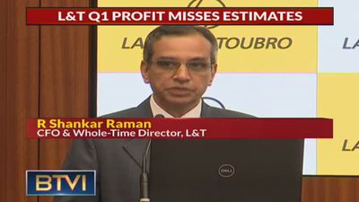 New Orders In Q1 Stood At Rs 38,700 Cr: L&T Mgmt