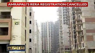 SC Cancels RERA Registration Of Amrapali Projects