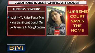DHFL's Auditors Raise Red Flags
