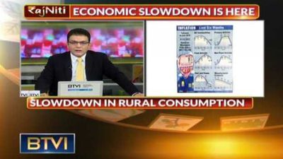 With slowdown hitting FMCG, is economic stimulus in offing?